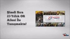 OR 2015-2016 dönemi tanıtım videosu