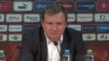 Vrba: 'Türkiye maçı istediği gibi sonuçlandırdı'