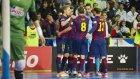 Barcelona Futsal Takımı hız kesmiyor
