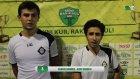 Cansın Okumuş - Altay Gençlik Maç Sonu Röportaj