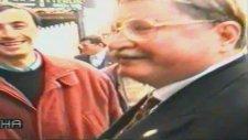 Hasan Celal Güzel Önüne Geleni Öperek Seçimlere Hazırlanıyor (1996)