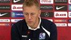 Hallgrímsson: 'Oyuncularımızda bir sorun yok'
