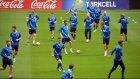 İzlanda, Türkiye maçının hazırlıklarını tamamladı