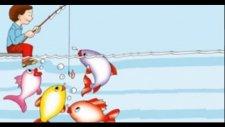 Kırmızı Balık Gölde - Çocuk Şarkısı