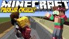 Minecraft PARKUR OKULU !! - DOĞUBERK HOCAMMM ! - w/TheNovaPunch,Ali Oynuyor