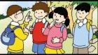 Sağ Elimde Beş Parmak - Çocuk Şarkısı