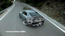 Yeni Porsche 911 Carrera'nın Arka Aks Sistemi