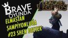 Fantezik Destek Shen   Elmastan Şampiyonluğa #23   League of Legends