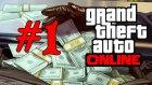 GTA V Online - Burak Oyunda ile Başlıyoruz | Bölüm #1