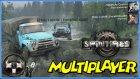 Logitech G27 ile Spintires #9 // Multiplayer [Emre Bozkurt]