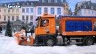 MB Arocs Kar Temizleme ve Tuzlama Aracı 03685 www bruderoyuncak com