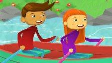 Row Row Row Your Boat -  ingilizce çocuk şarkıları - Kids Songs