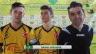 Antalya United vs Aksu Team Basın Toplantısı Antalya iddaa RakipBul Ligi 2015 Kapanış Sezonu