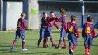 Genç Barçalı oyuncular hayran bıraktı
