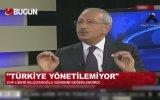 Kemal Kılıçdaroğlu  Bal Gibi İstihbarat Zafiyeti Var