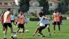 Beşiktaş, Çaykur Rizespor hazırlıklarını sürdürüyor