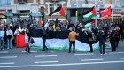 İsrail'e kırmızı kart protestosu