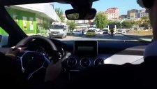 Mercedes CLA200 AMG Test