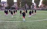 Metz U15 Takımından Baş Döndüren İdman