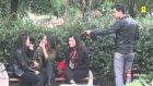 İnsanlara Sürekli Soru Sorarak Konu Değiştirmek - Sosyal Deney (Whyshy)