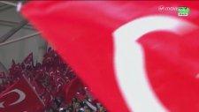 İzlanda Maçı Bitiminde Yayıncı Kanalın Reklam için Yayınlamadığı Görüntüler