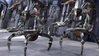 """Japon Araştırmacılar Fırlatılabilir """"Droideka"""" Drone'unu İcat Etti"""