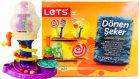 Lets Oyun Hamuru Dönen Şeker Oyuncak Seti Tanıtımı