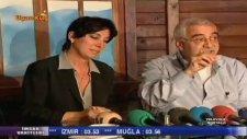 Levent Kırca ve Oya Başar'ın Meşhur Basın Toplantısı Kavgası (2000)