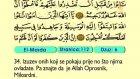 06. El Maıda 1-82 - Kur'an-i Kerim (Arapski)