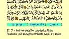 10. El Enfal 1-40 - Kur'an-i Kerim (Arapski)
