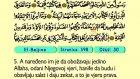 106. El Bejjine 1-3 - Kur'an-i Kerim (Arapski)