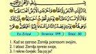 107. Ez Zılzal 1-8 -  Kur'an-i Kerim