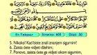 110. Et Tekasur 1-8 -  Kur'an-i Kerim
