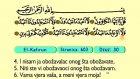 117. El Kafırun 1-6 -  Kur'an-i Kerim