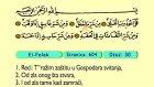 121. El Felek 1-6 - Kur'an-i Kerim (Arapski)