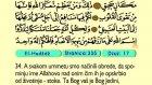 27. El Hadzdz 1-78 - Kur'an-i Kerim (Arapski)