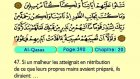 34. Al Qasas 1-88 - Le Coran