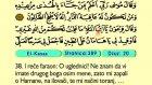 34. El Kasas 1-1-88 - Kur'an-i Kerim (Arapski)