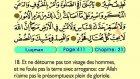 37. Luqman 1-34 - Le Coran (Árabe)