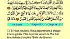 38. As Sajda 1-30 - Le Coran (Árabe)