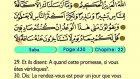41. Saba 1-54 - Le Coran (Árabe)