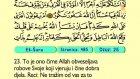 50. Es Sura 1-53 - Kur'an-i Kerim (Arapski)
