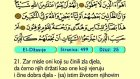 53. El Dzasıje 1-37 - Kur'an-i Kerim (Arapski)
