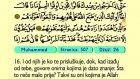 55. Muhammed 1-38 - Kur'an-i Kerim (Arapski)