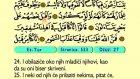 60. Et Tur 1-1-49 - Kur'an-i Kerim (Arapski)