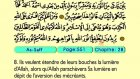 69. As Saff 1-14 - Le Coran