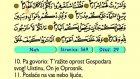 79. Nuh 1-28 - Kur'an-i Kerim (Arapski)