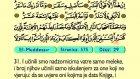 82. El Muddessır 1-56 - Kur'an-i Kerim (Arapski)