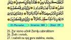 85. El Murselat 1-50 - Kur'an-i Kerim (Arapski)
