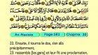 87. An Naziate 1-46 - Le Coran